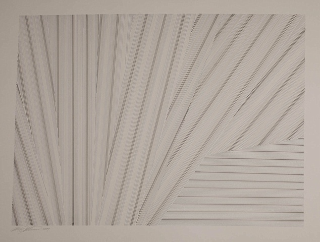 Untitled (Lines) #9