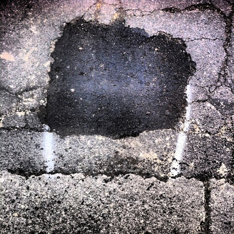 Pavement Scars