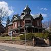 Homes on Dwight Street  Holyoke, Massachusetts 1941 & 2007