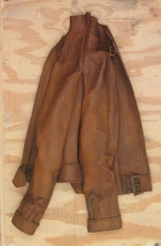 The bronze jacket,
