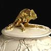 Porcelain Chameleon