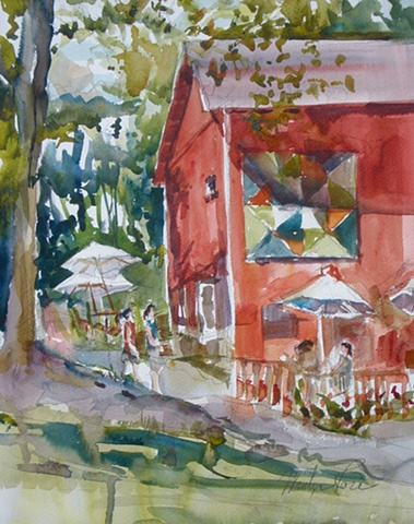 Billsboro Plein Air Event, Geneva, NY