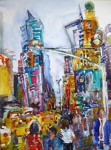 Times Square (SOLD)