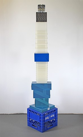 True Blue Tower