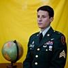 Military Portrait - Christopher Daigle