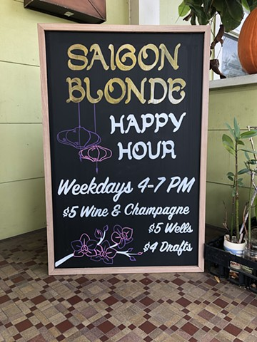 Saigon Blonde