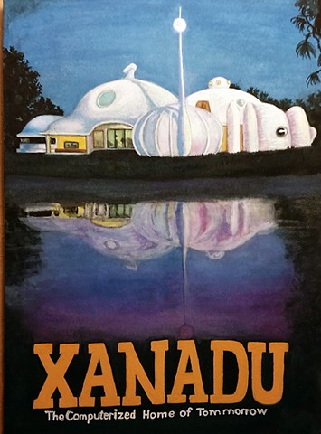 Xanadu, The House of Tomorrow