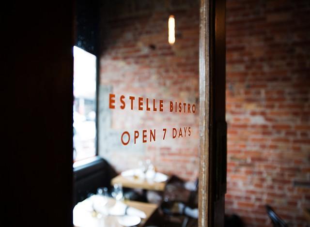 Estelle Bistro, Northcote