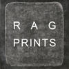 Rag Prints (a series of 9 prints) 1994