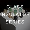 9 Glass Insulators