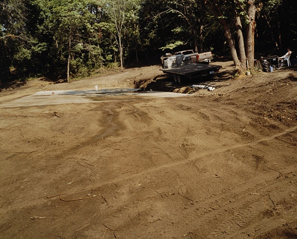 Braymen Homesite, Monument Road, Pottowattamie Co, Iowa 2001
