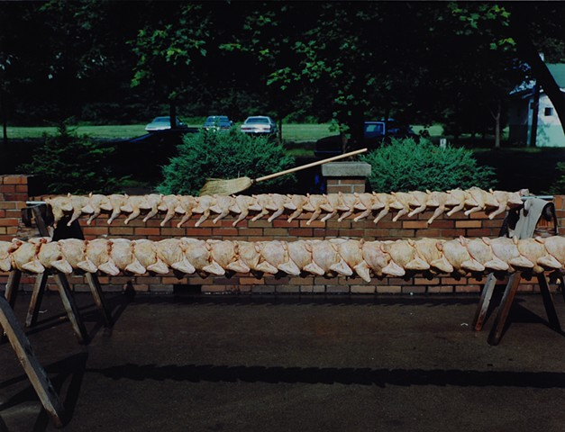 Serbian Men's Club Wednesday Chicken Blast, Weirton, West Virginia 1985