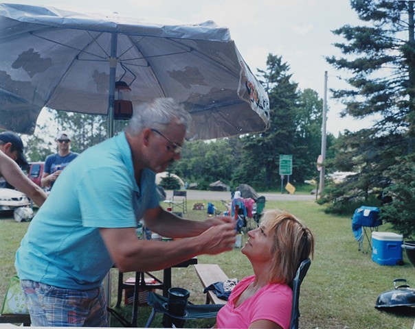 Paul and Vickie, Heritage Days, Two Harbors, Minnesota 2017