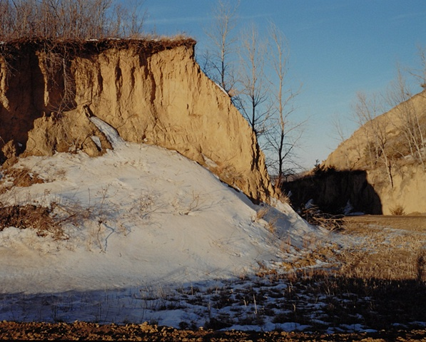"""Austin Dalton"", 314th Street and Peach Avenue, Monona County, Iowa   2001"