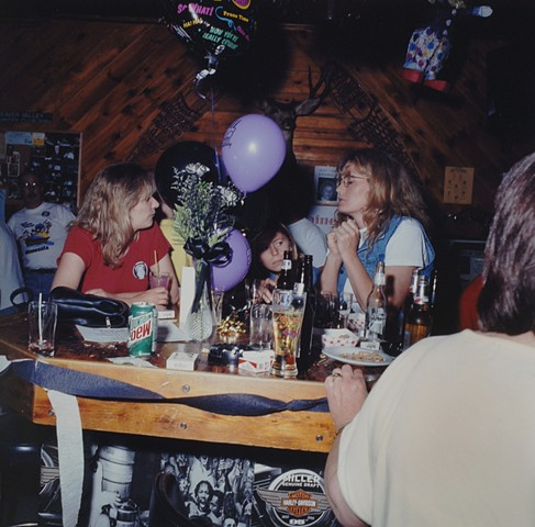 Birthday Party, The Hydeaway, Buhl, Minnesota 1998