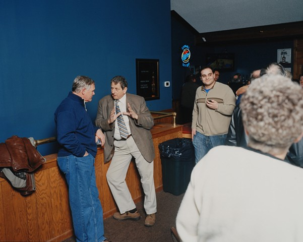 Meet and Greet, Tom Rukavina's Run for the Democratic Nomination for Governor, The Sawmill, Virginia, Minnesota 2010