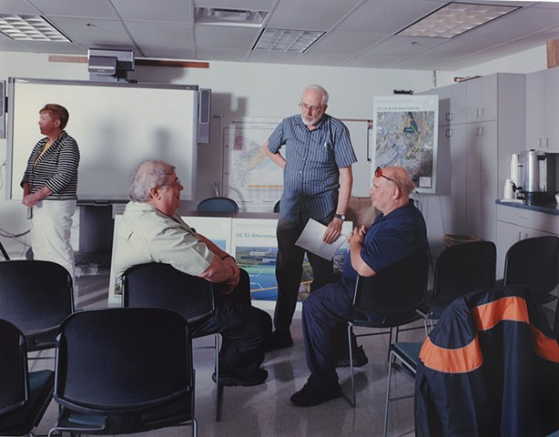 Coffee and Conversation, Department of Transportation Meeting, Virginia, Minnesota 2014