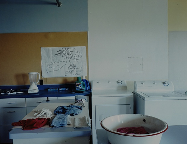 Home Economics Room, Toivola-Meadowlands School, Closed 1998, Meadowlands, Minnesota 2011