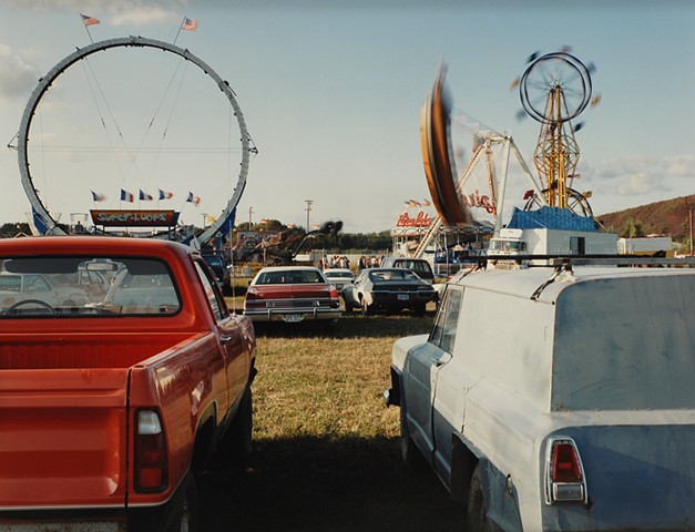 St. Louis County Fair, Hibbing, Minnesota 1986