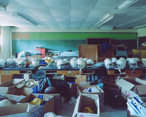 Fredericksburg High School, Closed 2004, Fredericksburg, Iowa  2004