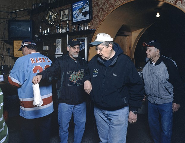 Puck Days, Margie's Roosevelt, Eveleth, Minnesota 2008