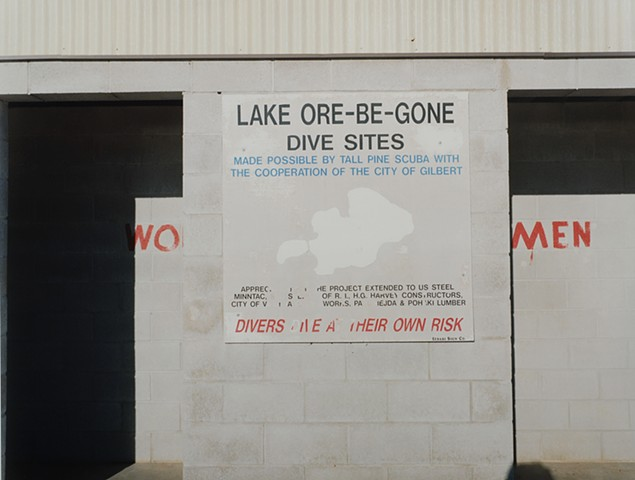 Lake Ore-Be-Gone, Gilbert, Minnesota 2018