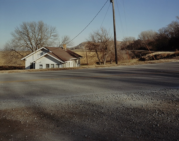 Larpenteur Memorial Road, Monona Co, Iowa 2000