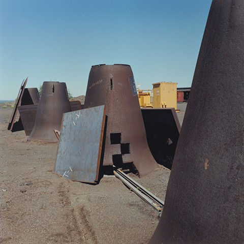 Thunderbird Mine, EVTAC, Eveleth, Minnesota 1995