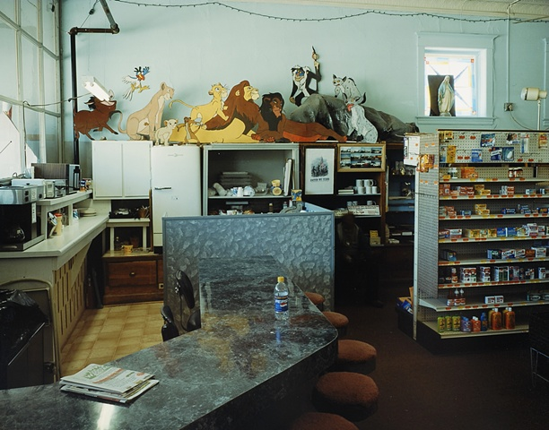 Pisek Store, Pisek, North Dakota  2004