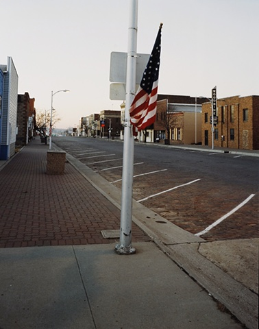 Woodbine, Iowa, in response to 9/11, Harrison Co. 2001
