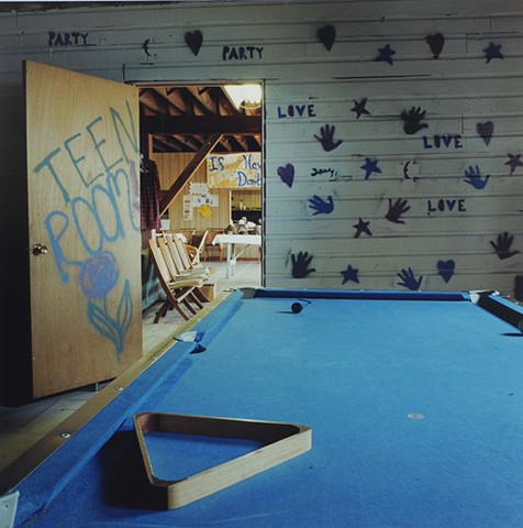 Teen Room, Mesaba Co-op Park, Chisholm, Minnesota 1996