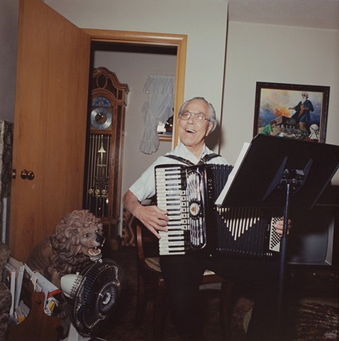 John, Eveleth, Minnesota 2001
