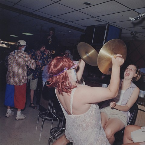 Langer, After the Land of the Loon Parade, Servicemen's Club, Virginia, Minnesota 1999