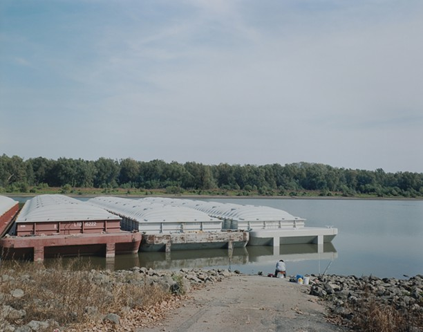 Tanisha, Triangle Boat Club Fishing Access, Pemiscot Co. Missouri 2016