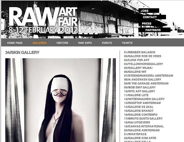 RAW ART FAIR  Rotterdam