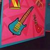 The Friday Zone Background Art Panels(4)