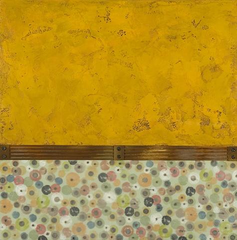 Rust Divide: Ochre Wall