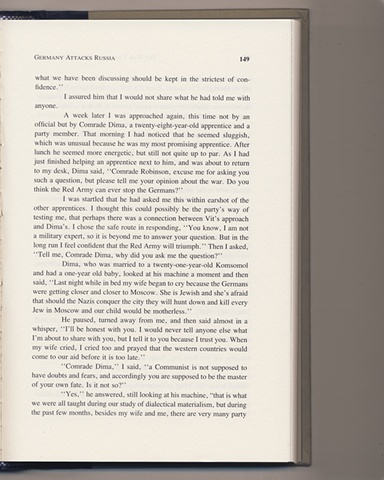 Robert Robinson Page 22: Lily Golden, Harry Haywood, Langston Hughes, Yelena Khanga, Claude McKay, Paul Robeson, Robert Robinson on Soviet Jews