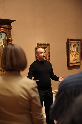 Magnitogorsk Tour of the National Gallery of Art