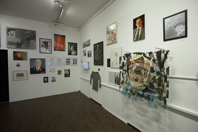 Portrait of 19 Million, installation view 7 Moscow Museum of Modern Art