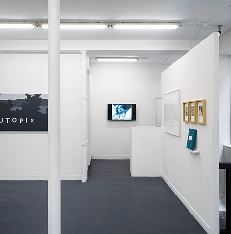Landscapes of the Jewish Autonomous Region, installation shot 12