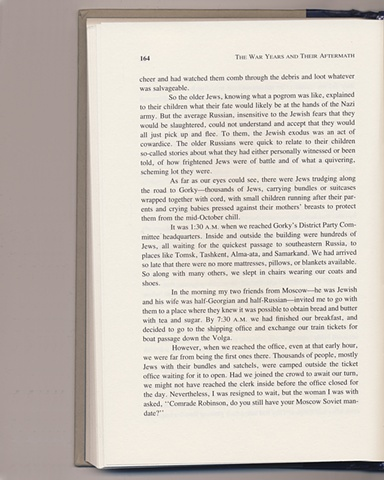 Robert Robinson Page 25: Lily Golden, Harry Haywood, Langston Hughes, Yelena Khanga, Claude McKay, Paul Robeson, Robert Robinson on Soviet Jews