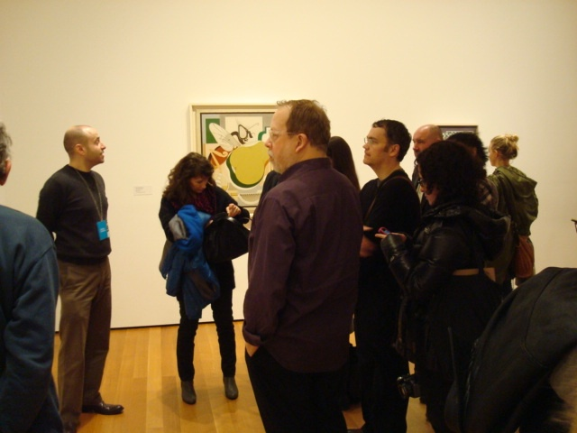 Yevgeniy Fiks: Communist Tour of MoMA