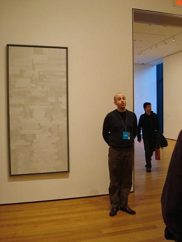 Communist Tour of MoMA