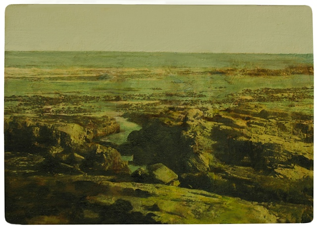 Robben Island Shore