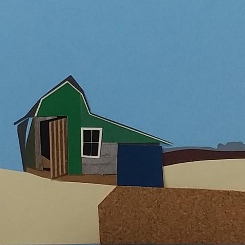 Little Green Barn
