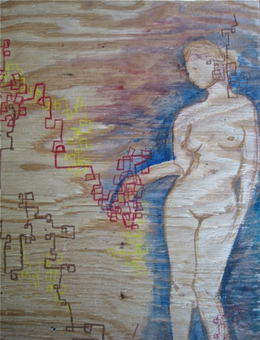 "Untitled-""Renaissance Woman"""