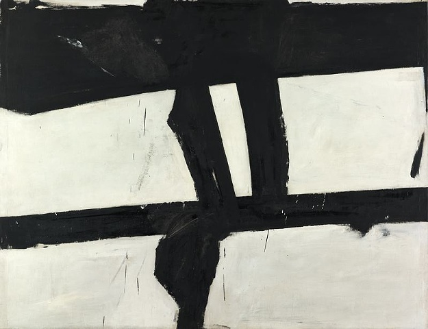 Franz Kline- Abstract Expressionism