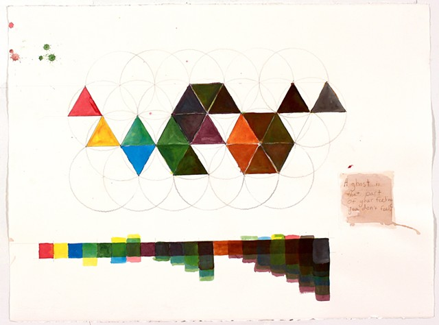 Study  for Dymaxion I