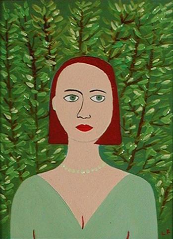 La Donna Nella Foresta